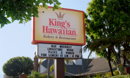 Kings Hawaiian Bakery